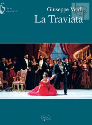 La Traviata Vocal Score (ital.)