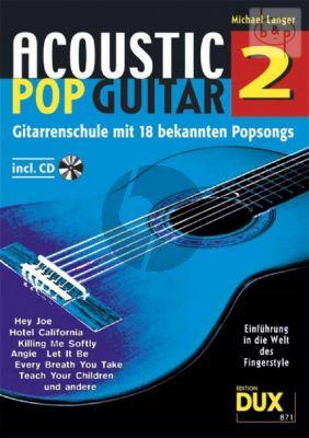 Acoustic Pop Guitar Vol.2