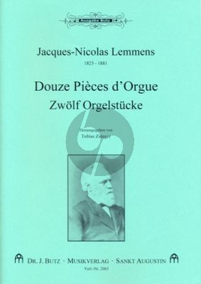 Lemmens 12 Pieces d'Orgue (ed. Tobias Zuleger)
