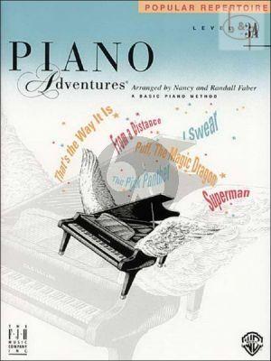 Piano Adventures Popular Repertoire Book Level 3A