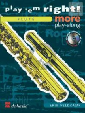 Play 'em Right! More Playalong (Flute)