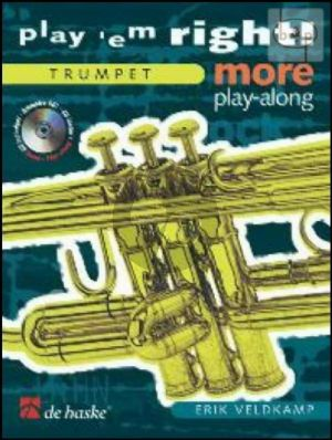 Play 'em Right! More Playalong (Trumpet)