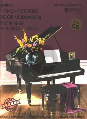 Lesboek Niveau 1 (voor volwassen beginners) (Nederlandse Uitgave) (Bk-Cd)