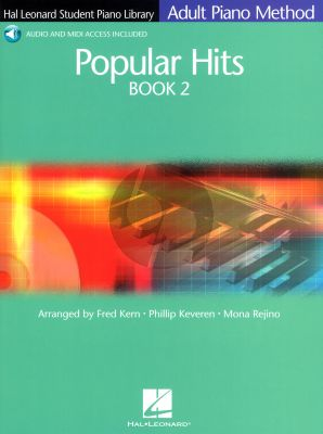Popular Hits Vol.2 (Hal Leonard Student Piano Libr)