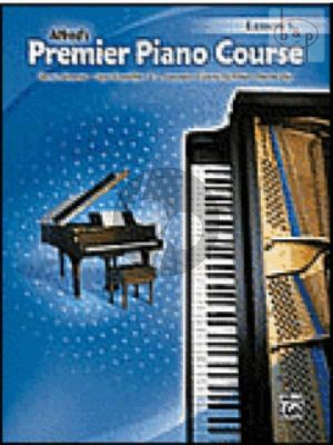 Premier Piano Course Book 5 Lesson Book