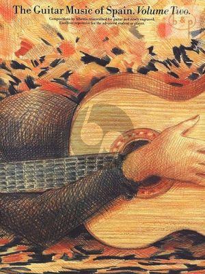 The Guitar Music of Spain Vol.2 Music of Isaac Albeniz