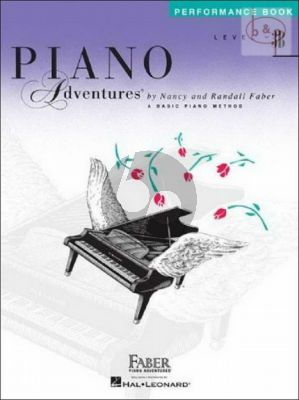Piano Adventures Performance Book Level 3B(2nd Edition)