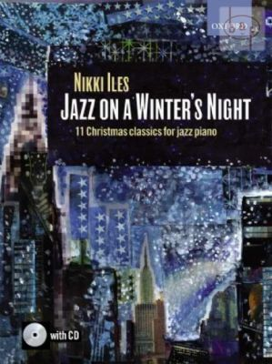 Jazz on a Winter's Night 11 Christmas Classics for Jazz Piano Book with Cd