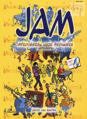 Jam - Improviseren voor Beginners C-Instrumenten