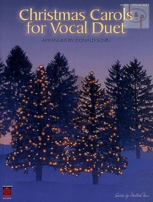 Christmas Carols for Vocal Duets