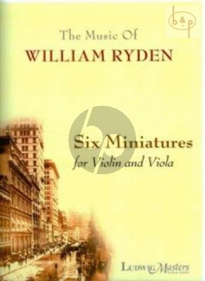 6 Miniatures Violin-Viola