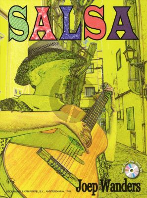 Salsa Guitar (Bk-Cd)