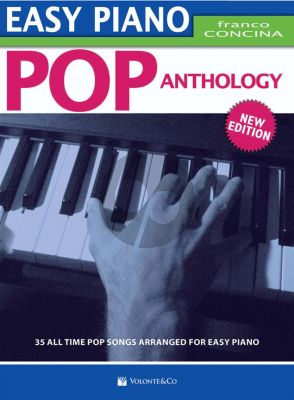 Easy Piano Pop Anthology (arr. by Franco Concina)