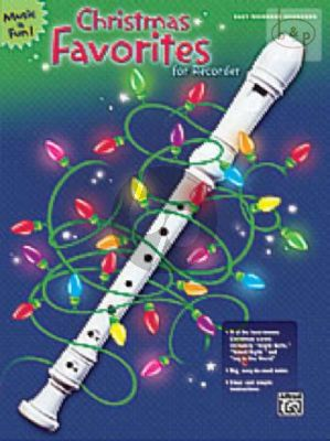 Christmas Favorites for Recorder