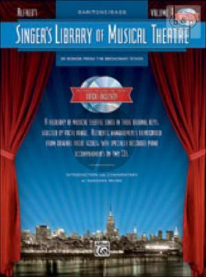 Singer's Library of Musical Theatre Vol.1