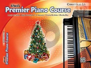 Premier Piano Course Book 1A Christmas