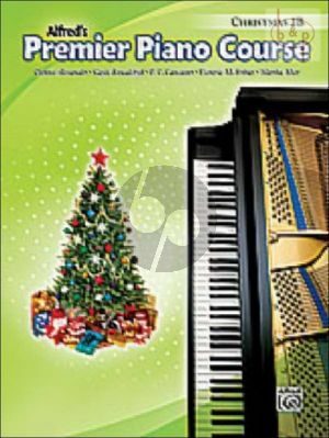 Premier Piano Course Book 2B Christmas