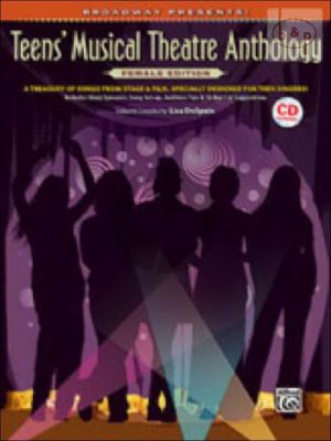 Teen's Musical Theatre Anthology