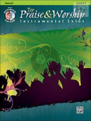 Top Praise and Worship Instrumental Solos (Horn in F)