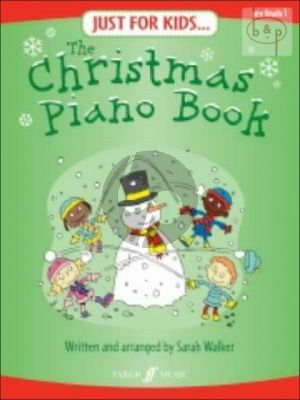 Just for Kids The Christmas Piano Book