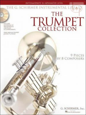 Trumpet Collection (Intermediate to Advanced Level) (Trumpet and Piano)