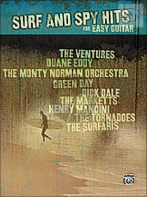 Surf and Spy Hits for Easy Guitar