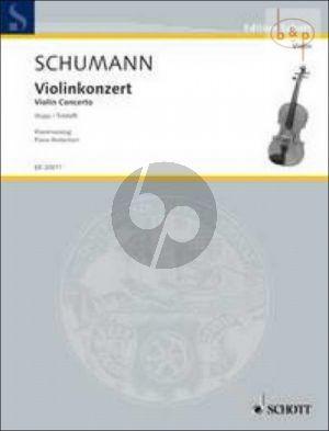 Concerto d-minor (WoO 1) (Violin-Orch.)