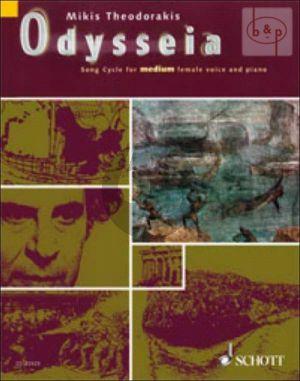 Odysseia (Song Cycle for Medium Female Voice and Piano) (Texts by Kostas Kartelias)