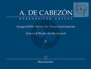 Ausgewahlte Werke fur Tasteninstrumente Vol.2
