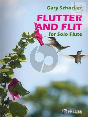 Flutter and Flit Flute solo