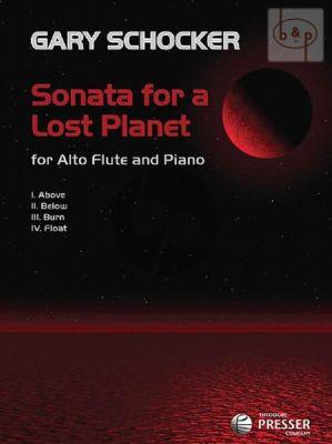 Sonata for a Lost Planet Alto Flute-Piano