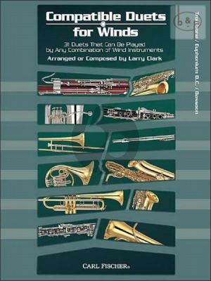 Compatible Duets for Winds Tromb./Euph.[BC]/Bassoon