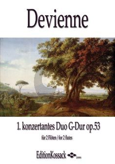 Konzertantes Duo Op.53 No.1