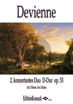 Konzertantes Duo Op.53 No.2