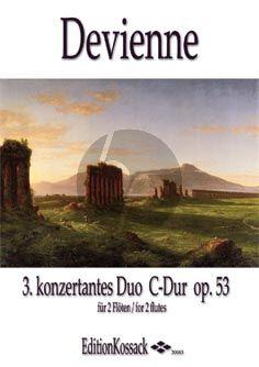 Konzertantes Duo Op.53 No.3