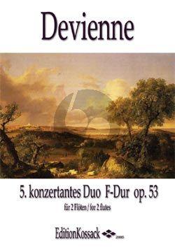 Konzertantes Duo Op.53 No.5