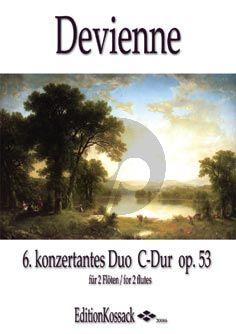 Konzertantes Duo Op.53 No.6