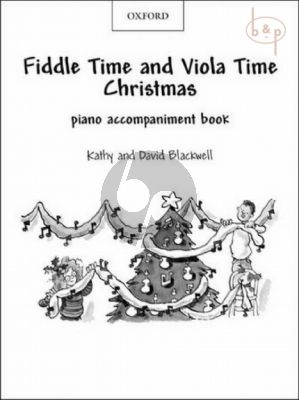 Fiddle Time and Viola Time Christmas