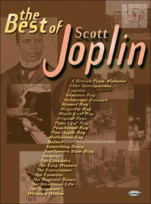 Best of Scott Joplin Piano solo