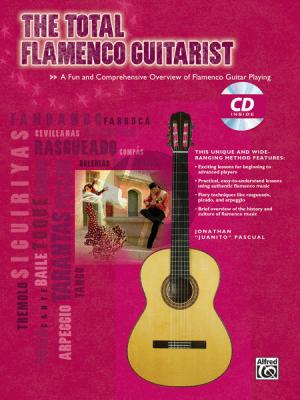 Pascual The Total Flamenco Guitarist (Bk-Cd)
