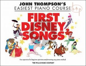 First Disney Songs