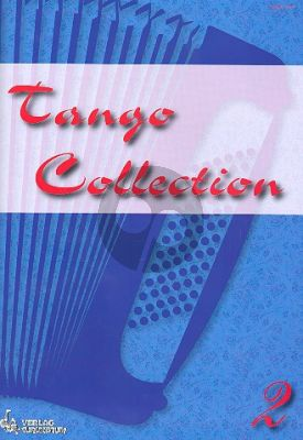 Tango Collection Vol.2 Akkordeon