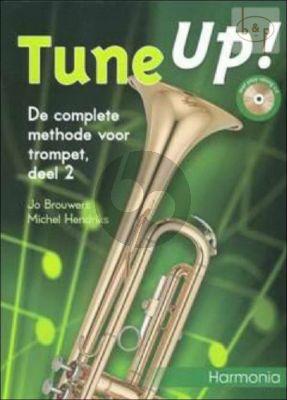 Tune Up! Vol.2 De complete Methode voor Trompet