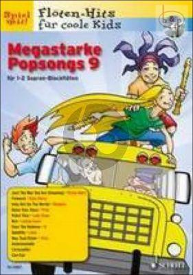 Megastarke Popsongs 9 (1 - 2 Sopr. Blfl.)