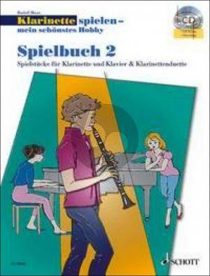Klarinette Spielen mein schonsten Hobby Spielbuch 2