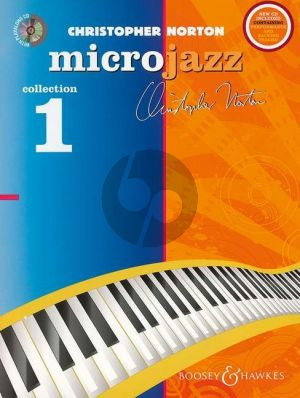 Norton Microjazz Collection 1 Piano (Bk-Cd) (Cd Included with Performance and Backing Tracks)