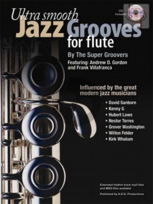 Ultra Smooth Jazz Grooves Flute
