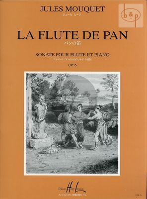 """Sonata Op.15 """"La Flute de Pan"""" Flute-Piano"""
