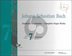 Samtliche Orgelwerke Vol.7 (Orgelbuchlein)