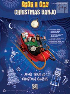 Christmas Banjo